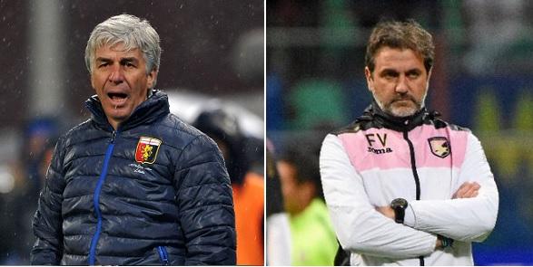 Genoa – Palermo, le pagelle. Pavoletti super star, nel Palermo solo bocciature
