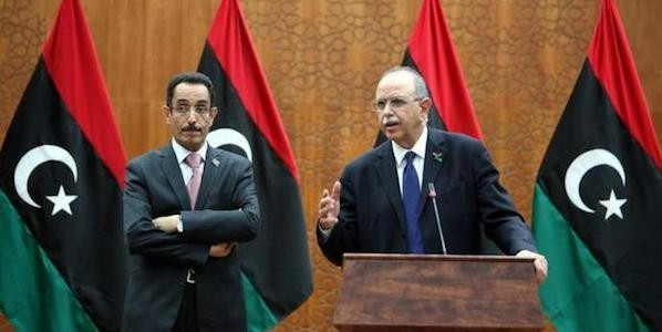 La Libia presenta il suo nuovo governo