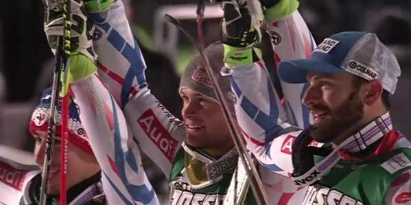 Coppa del Mondo Sci, Pinturault vince in rimonta in Val d'Isere