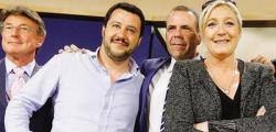 Brexit, Salvini, Salvini Brexit, Le Pen,
