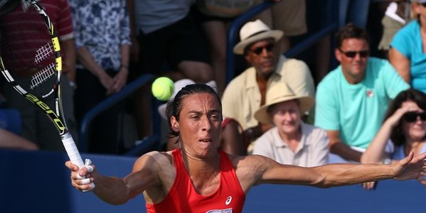 Tennis, bene Schiavone alle qualificazioni dell'Australian Open, fuori Fognini a Auckland