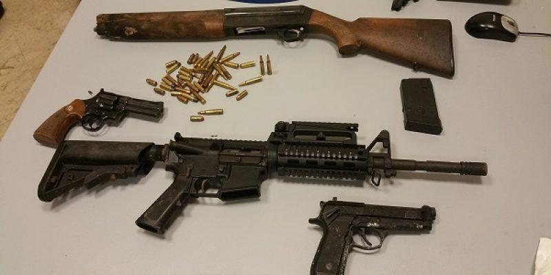Gorizia, contrabbando di armi da guerra: 14 arresti