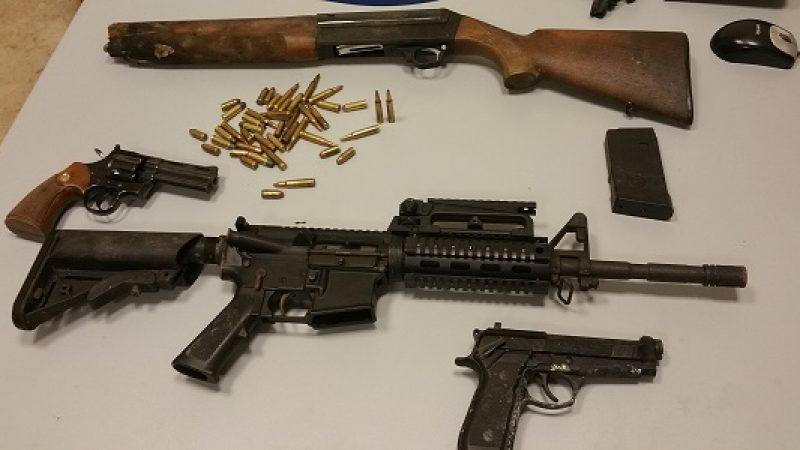 Armi online dalla Polonia, indagate 78 persone