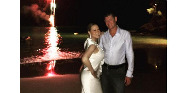 """Mariah Carey si sposa per la terza volta: dirà """"sì"""" al miliardario australiano James Packer"""