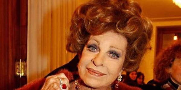 È morta Silvana Pampanini: addio alla stella del cinema