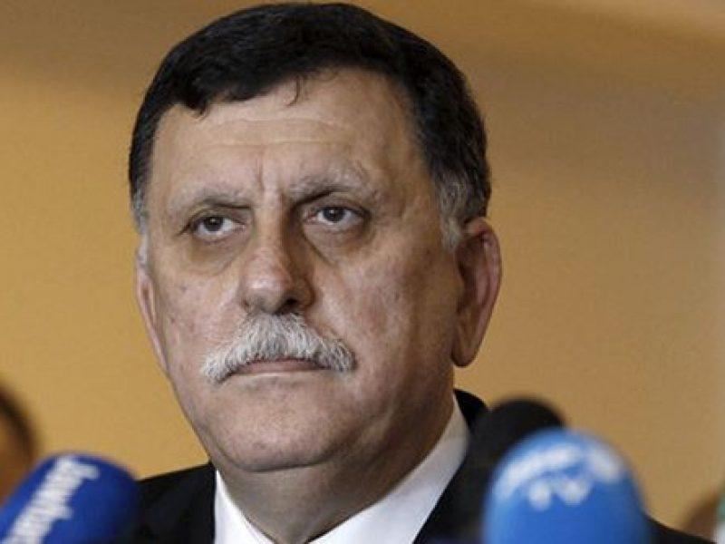 assalto Al Sarraj, assalto convoglio Libia, assalto Libia, assalto tetto Al Sarraj, Libia
