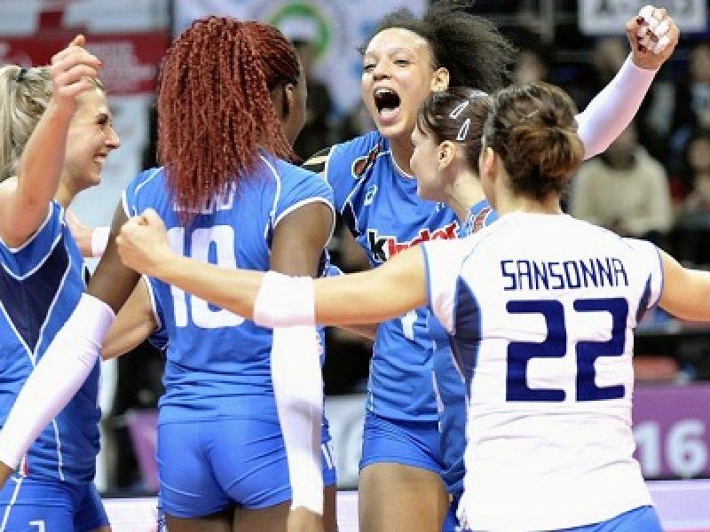 italia volley femminile ultima chance per qualificarsi a rio 2016, rio 2016 torneo qualificazione volley femminile