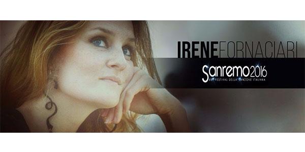 """Sanremo 2016, il testo di """"Blu"""" – Irene Fornaciari"""