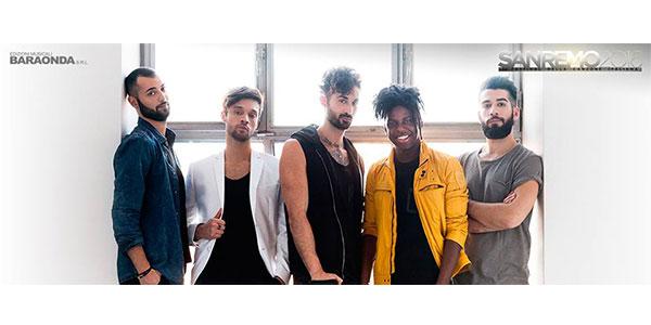 Sanremo 2016, chi sono i Dear Jack: la scheda