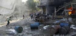 3mila miliziani depongono armi, aleppo, assedio Aleppo, Damasco, guerra siria, idlib, Khan al-Sheikh, miliziani depongono armi siria, miliziani Siria, Siria