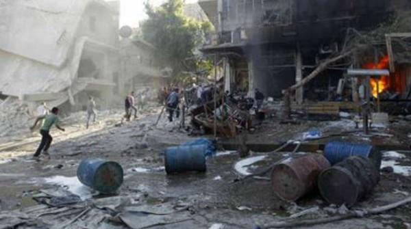 Siria, blackout elettrico in tutto il Paese | Tecnici al lavoro per risolvere il guasto
