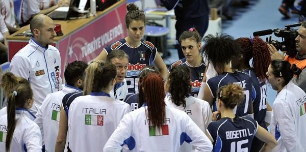 Rio 2016, volley femminile: l'Italia perde anche con gli Stati Uniti (3-1)