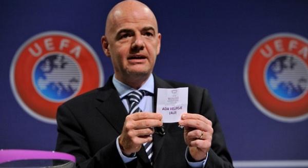 """Fifa, Infantino: """"Mondiale a 40 squadre sogno per tante nazioni. Avanti con la tecnologia"""""""