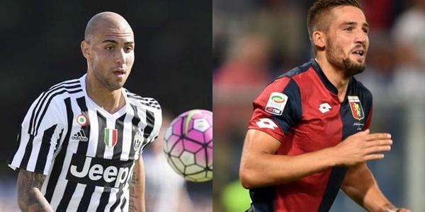 Juventus – Genoa, le pagelle. Cuadrado, giocata vincente; Zaza, troppa foga. Genoa: cercasi attaccante