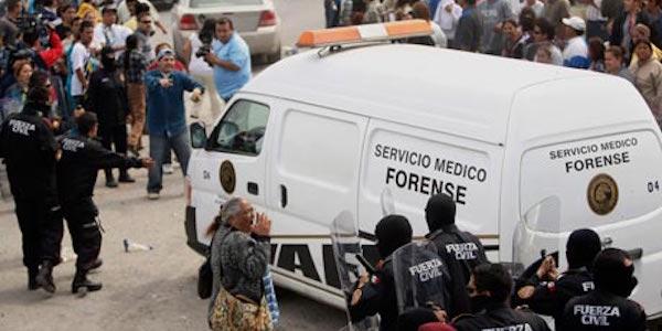 Orrore in Messico, blitz ad una festa di bambini | Accoltellate a morte 11 persone tra cui due minori