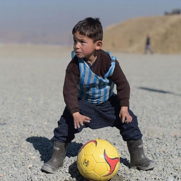 Leo Messi incontrerà Murtaza, il bambino afghano che ha commosso il mondo