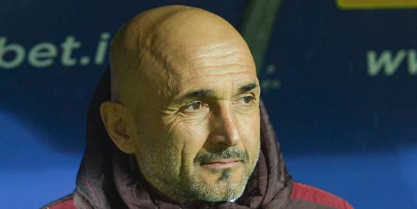 """Roma, Spalletti: """"Complimenti alla Juve per lo scudetto. Dzeko recuperato"""""""