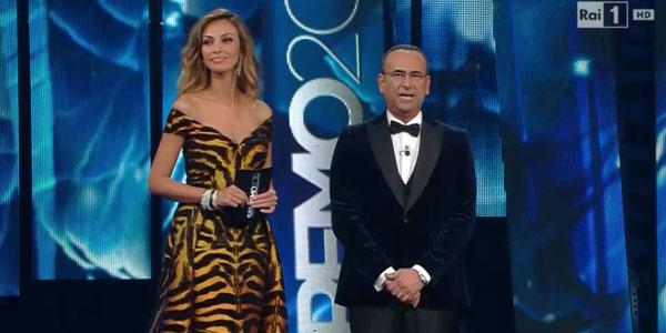 Sanremo 2016, le pagelle della seconda serata: bene Elio, Dolcenera ed Annalisa, male Patty Pravo