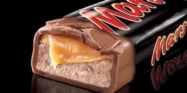 Ritirati dal commercio milioni di snack Mars   I dolciumi presentavano plastica al loro interno