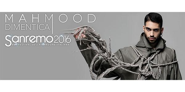 """Sanremo 2016, il testo di """"Dimentica"""" – Mahmood"""