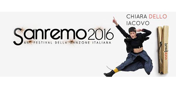 """Sanremo 2016, il testo di """"Introverso"""" – Chiara Dello Iacovo"""