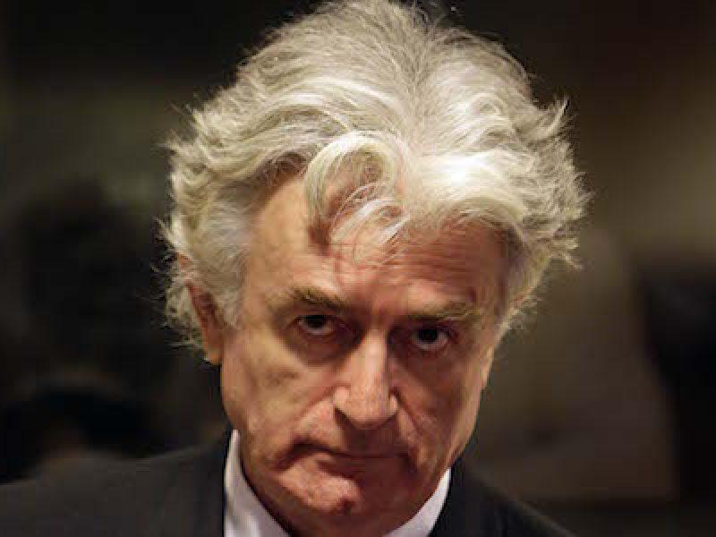 condanna Karadzic, genocidio Srebrenica, Karadzic condannato a 40 anni, Radovan Karadzic, sarajevo, Srebrenica