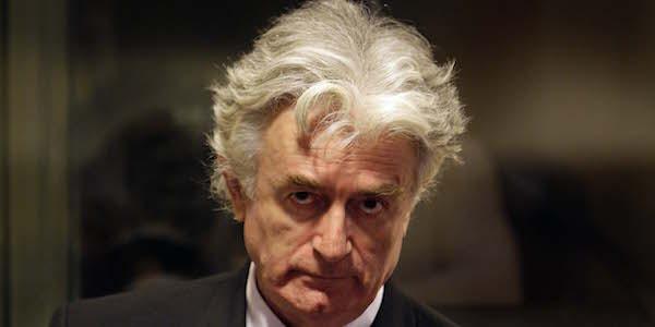 Srebrenica, Karadzic condannato a 40 anni | Per l'Aia ha commesso crimini contro l'umanità