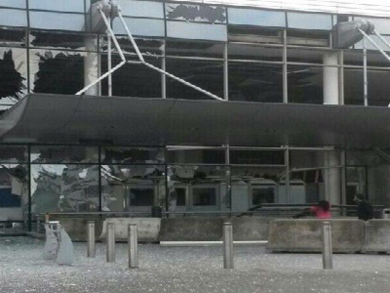 aeroporto bruxelles esplosioni fetiti, feriti esplosioni bruxelles aeroporto aeroporto bruxelles aeroporto bruxelles testimonainze, matteo salvini a bruxelles
