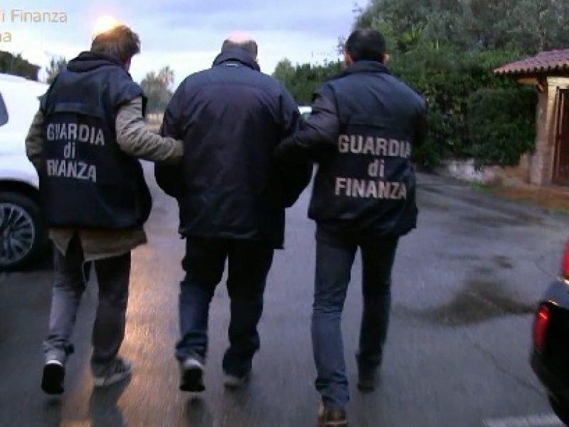 sette arresti droga Roma