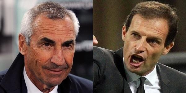 La Juventus batte l'Atalanta per 2 a 0 | Barzagli e Lemina: un gol per tempo
