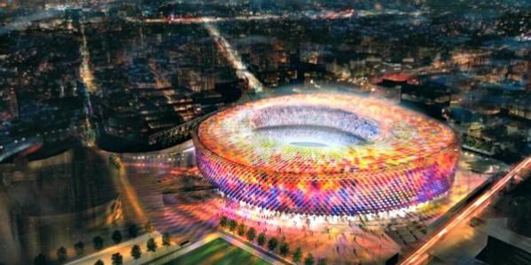 Barcellona, presentato il nuovo Camp Nou: sarà pronto nel 2021