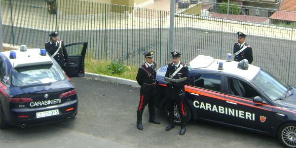 I Carabinieri arrestano 3 topi di appartamento   Ripresi dalle telecamere di videosorveglianza