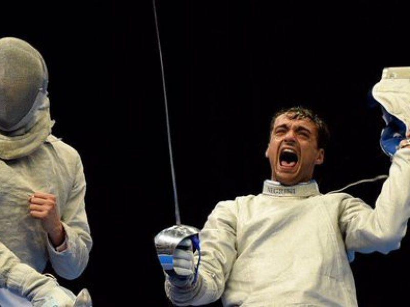 Diego Occhiuti, scherma, sciabola maschile, Scherma Rio 2016, italia Rio 2016, scherma Italia, Occhiuzzi Sciabola, pass Rio 2016, scherma Italia olimpiadi