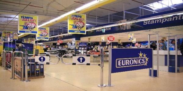 Euronics, ecco tutte le offerte di lavoro