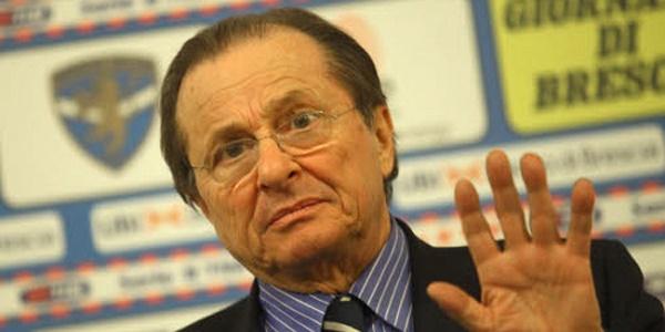 Lutto nel calcio, è morto Gino Corioni | È stato lo storico presidente del Brescia