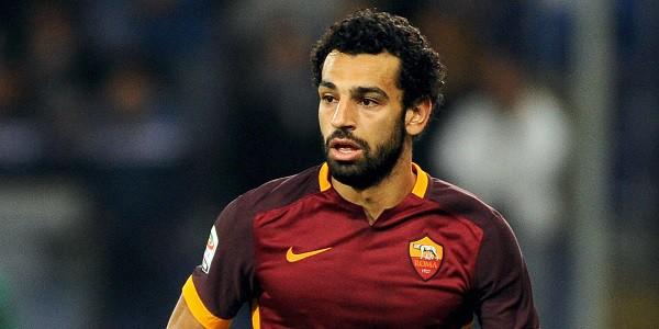 Salah, convocati Roma, Salah Roma Fiorentina, Salah convocato, convocati Roma, convocati Spalletti