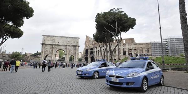 Donna australiana violentata a Roma