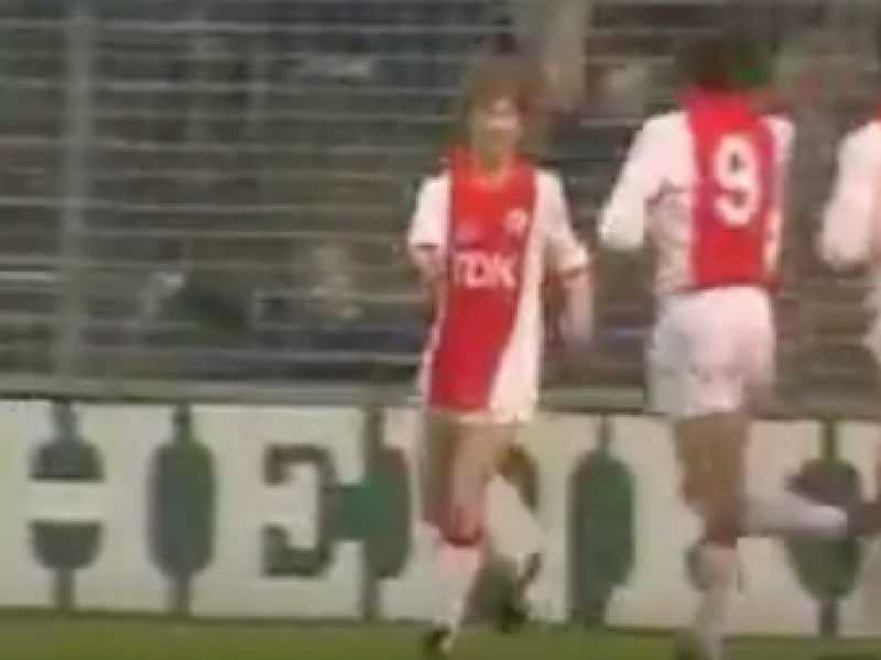 Rigore seconda Cruijff, video rigore Cruijff, video rigore Cruyff, video rigore seconda Johan Cruijff, video rigore Cruijff Ajax, Cruijff, Cruijff Ajaz, Cruyff Ajax