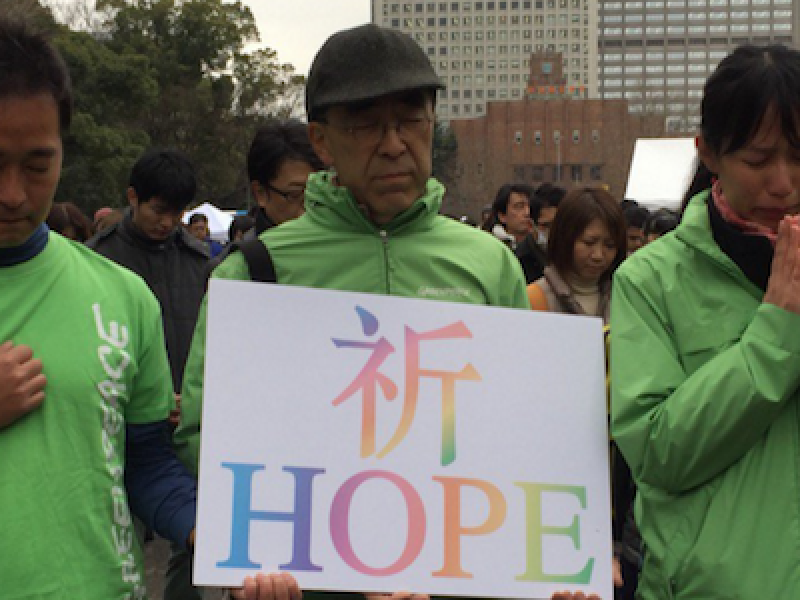 Akihito, anniversario Fukushima, disastro Fukushima, Fukushima, Giappone, Michiko, ricordo Fukushima, shinzo abe, Teatro Nazionale di Tokio