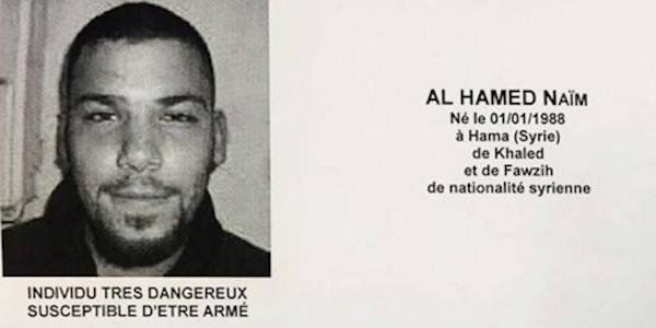Bruxelles, Naim Al Hamed è il nuovo ricercato   Ha 28 anni, è armato e può dirigersi in Spagna