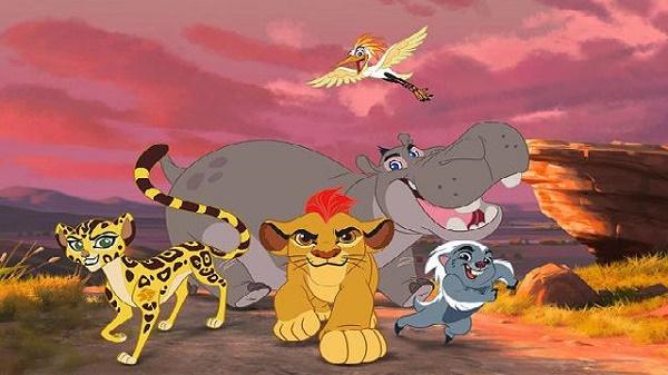Arriva 'The Lion Guard: Il Ritorno del Ruggito'…nella tradizione del Re Leone