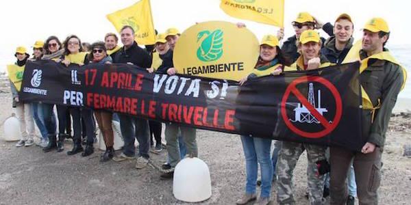 Cos'è il referendum sulle trivelle previsto per il 17 aprile?
