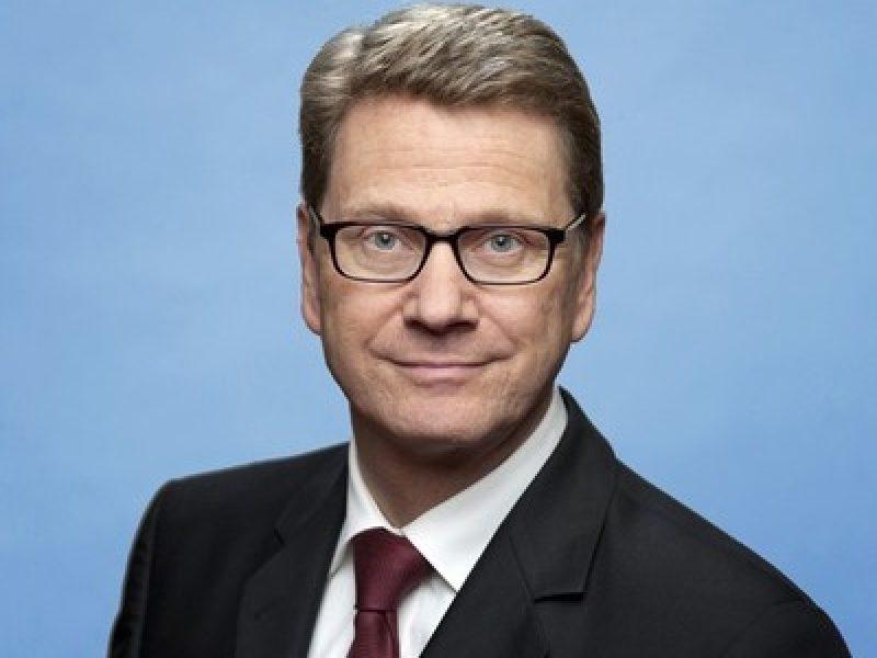 Guido Westerwelle muore, morto Guido Westerwelle, morto ex ministro esteri germania