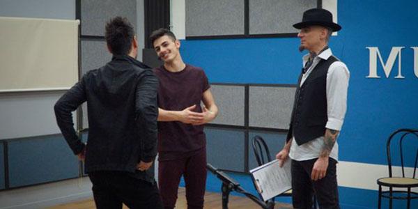 Amici 15 verso il serale, puntata 1 marzo: Alessio, Lele e Andreas incontrano i direttori artistici