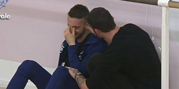 """Amici, il ballerino Andreas si sfoga dopo l'infortunio: """"Non doveva finire così"""""""