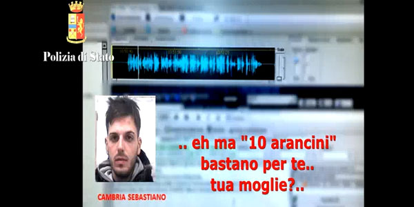 "Catania, traffico di droga: nove arresti <u><b><font color=""#343A90"">FOTO</font></u></b>|La mafia gestiva l&#8217;asse Sicilia-Calabria <u><b><font color=""#343A90"">VIDEO</font></u></b>"