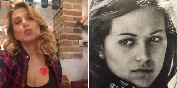 Barbara D'Urso pubblica uno scatto di quando aveva 17 anni: il web la critica! /FOTO