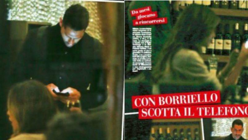 Gossip, Belen Rodriguez beccata con Marco Borriello: sarà un caso anche stavolta? /FOTO
