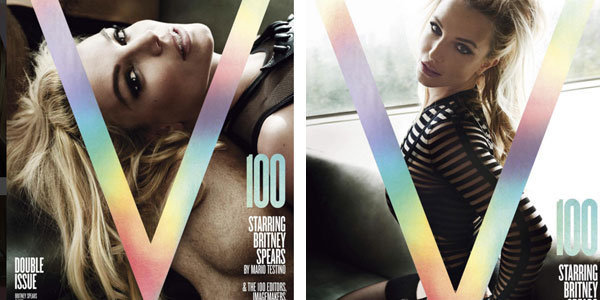 Britney Spears hot su Instagram per il lancio del nuovo album