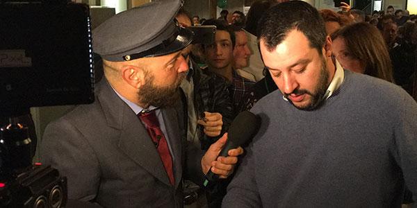 C'è Posta per Te, chi avrà mandato la posta a Matteo Salvini? Ecco qualche indizio…. /VIDEO